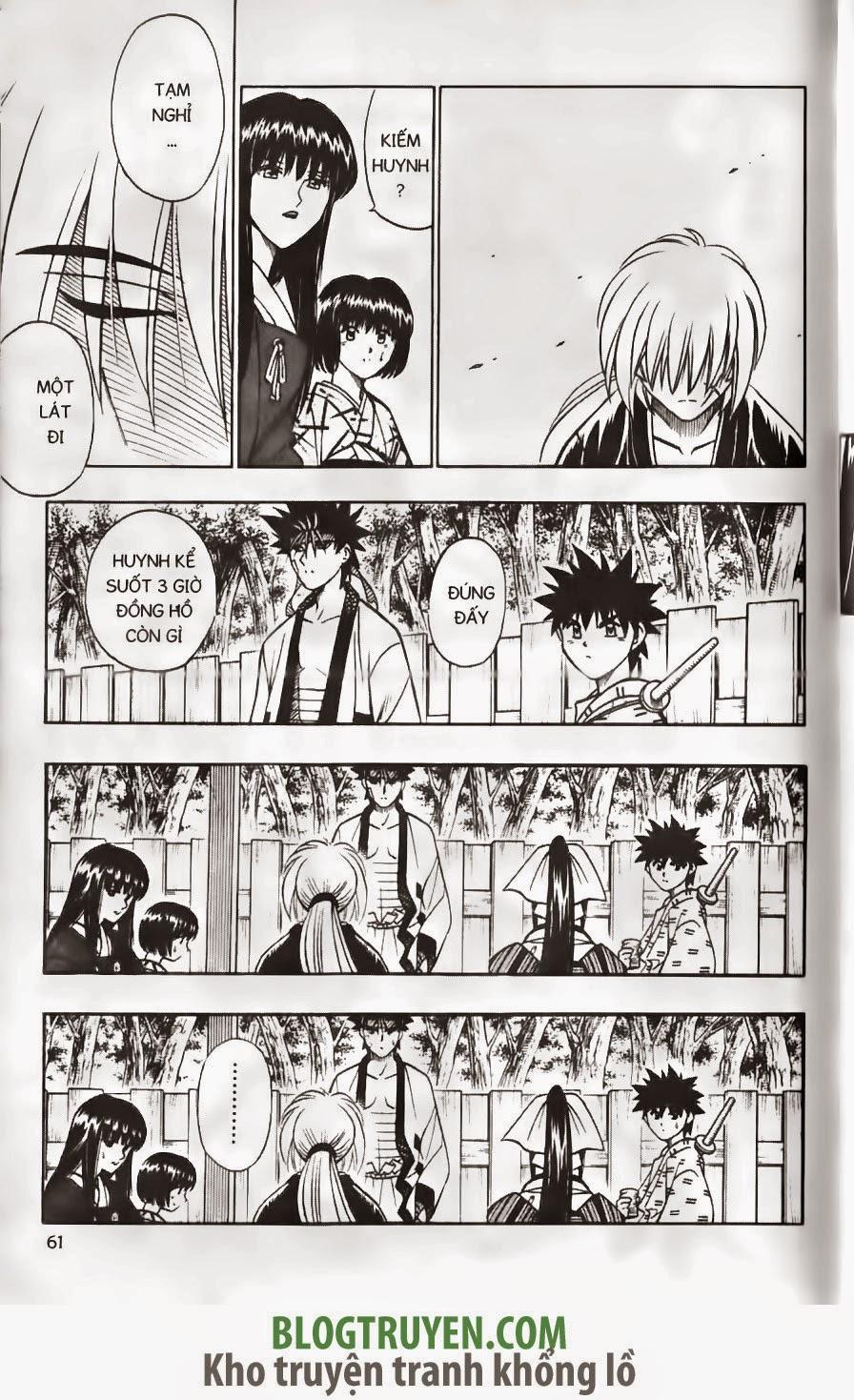 Rurouni Kenshin chap 171 trang 4