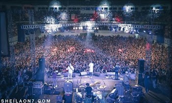 Sheilaon7 Berhasil Menghipnotis Ribuan Penonton Di #RomanticTunes5 dengan Lagu Hitsnya