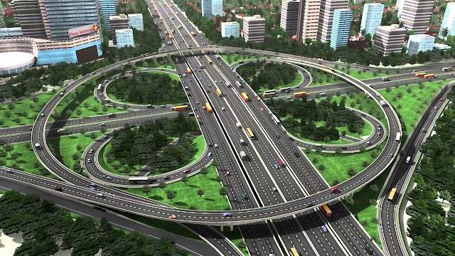 Pembangunan Simpang Susun Semanggi Sudah  Mencapai 32%, Target Selesai 17 Agustus 2017
