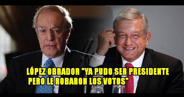 """José Ramón Fernández: AMLO sería un buen presidente, """"no es un comunista"""""""