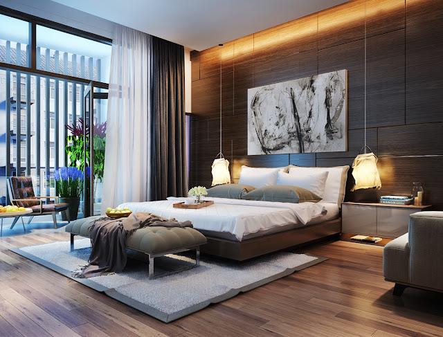 дизайн спальный комнаты фото