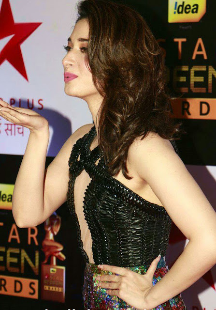 Tamanna at Star screen awards 2016