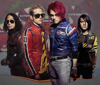 my chemical romance danger days album download torrent