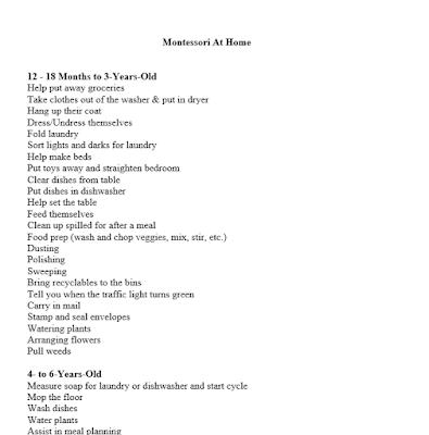 تحميل كتاب Montessori in the home