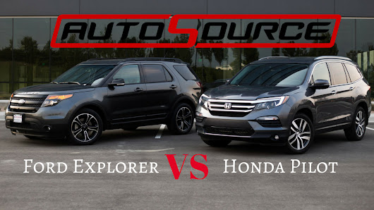 do it yourself divas: Ford Explorer VS Honda Pilot