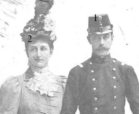 Fürst und Fürstin von Starhemberg