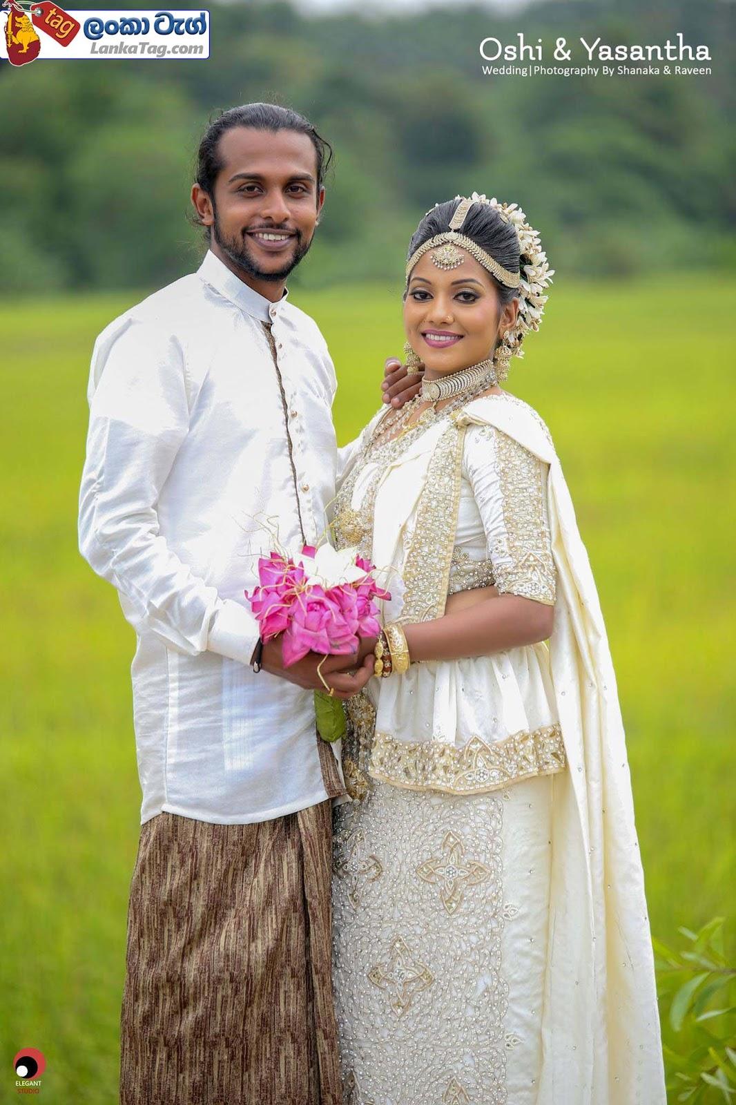 sri lankan wedding dress  14