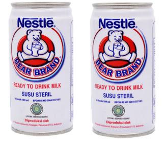 manfaat susu bear brand beruang untuk kesehatan tubuh