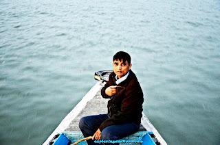 Ferry Ride Around Umananda Island
