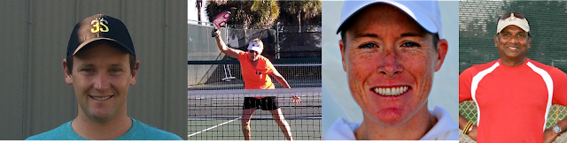 how to make a pickleball serve with mark renneson