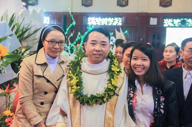 Lễ truyền chức Phó tế và Linh mục tại Giáo phận Lạng Sơn Cao Bằng 27.12.2017 - Ảnh minh hoạ 191