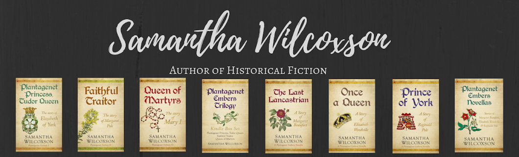 Author Samantha Wilcoxson