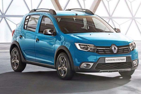 Renault Sandero india