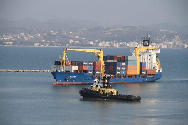 The deepening of Durrës Port to reach more than 10 meters in 2019, according to competent
