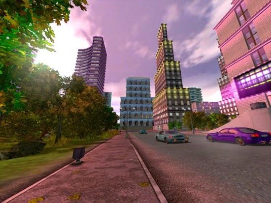 تحميل العاب - تحميل لعبة سباق السيارات في المدينة