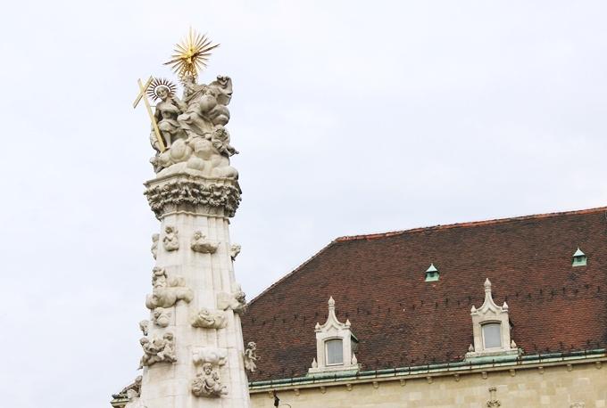 Budapest Buda castle tour