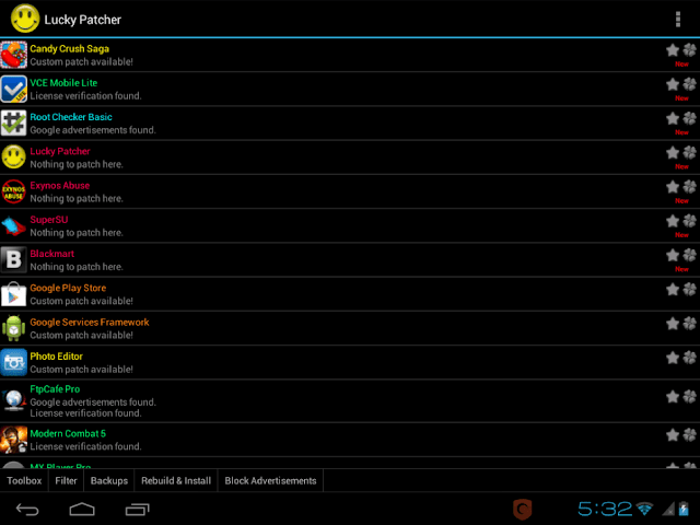 Download Lucky Patcher v6.4.5 latest mod apk