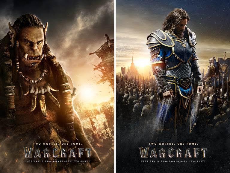 Film Warcraft 2016 Sinopsis