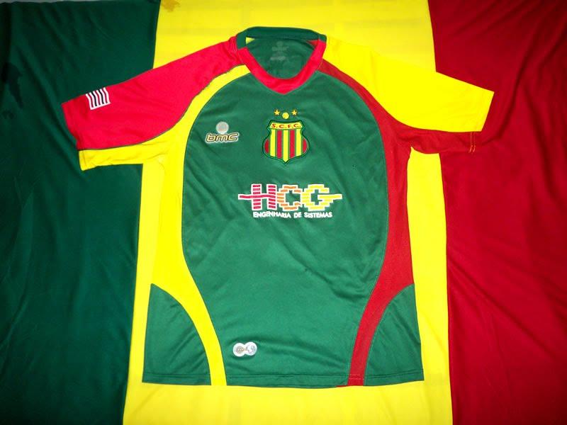 Camisa da BMC estreada na Copa do Brasil contra o Figueirense SC (2009) 24a8e4e82fbe7