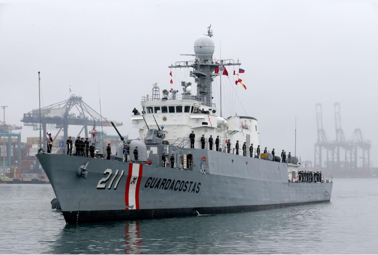 Capitanía Marítima de Zorritos