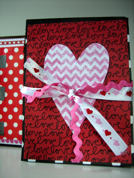 Valentine's Day Blocks