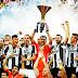Morata brilha, e Juventus conquista mais um doblete.
