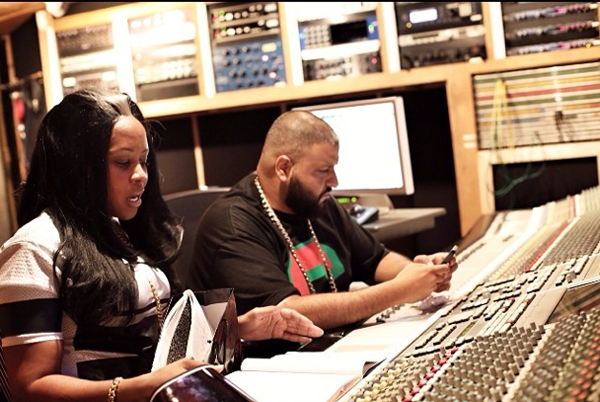 "DJ Khaled ft. Remy Ma – ""They Don't Love You No More (Remix)"""