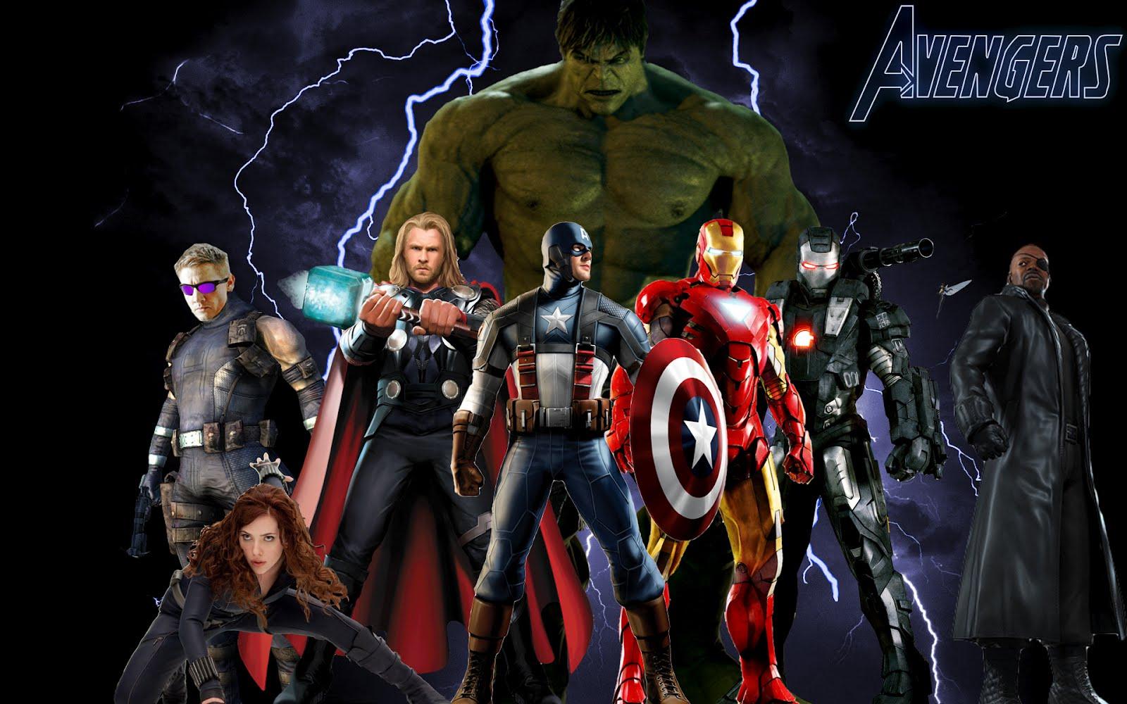 《復仇者聯盟》最新電影預告 Marvel Avengers Assemble (2012)