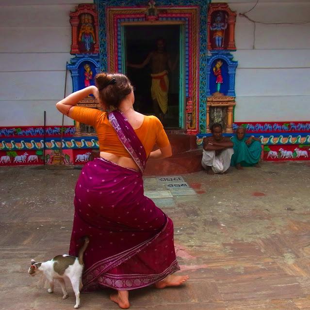 hirapur yogini danza