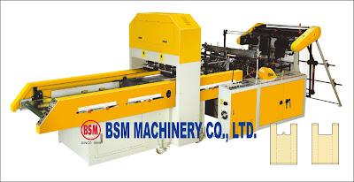 T-SHIRT BAG MAKING MACHINE, VEST BAG MAKING MACHINE