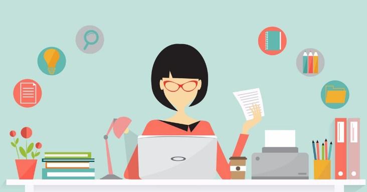 Bisnis Online Shop Wanita