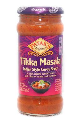 Patak's salsa tikka Masala