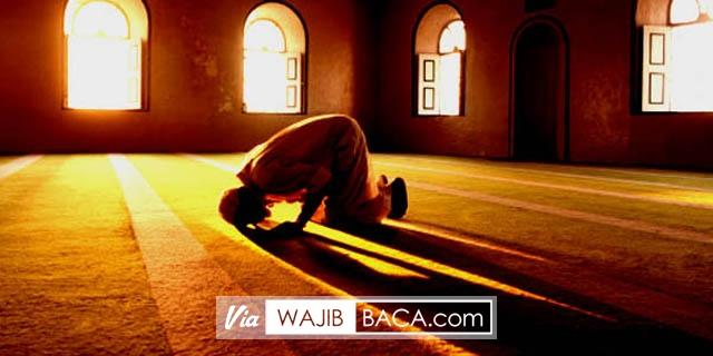 Sering Dilakukan, Jangan Sampai Lupa, Ini Doa Akhir Sujud A la Rasulullah!