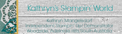 Kathryn's Stampin' World