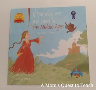 Carole P. Roman, Middle Ages, History Books, Children's books