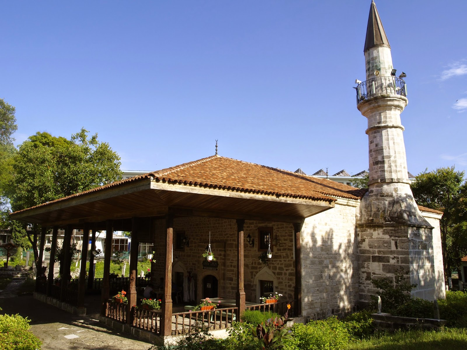 Geamia Esmahan Sultan, Mangalia