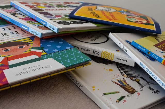 Co czytać dwulatkowi? Mam kilka świetnych propozycji