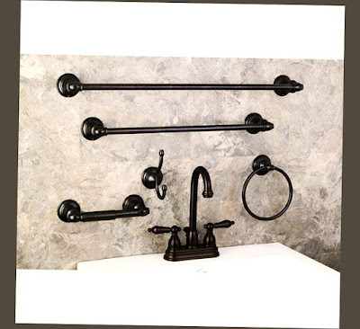 High Arc Oil Rubbed Bronze Bathroom Faucet and Oil Brushed Bronze Bathroom Accessories New Pict
