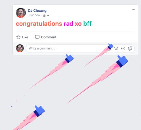 مزحة جديد مدهشة على الفيسبوك قد تعجبك جرب بنفسك