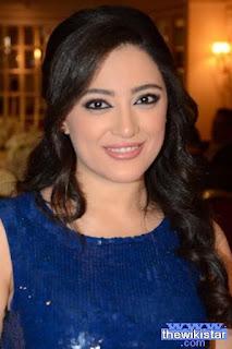 امينة العلي (Amina Alalie)، ممثلة مغربية