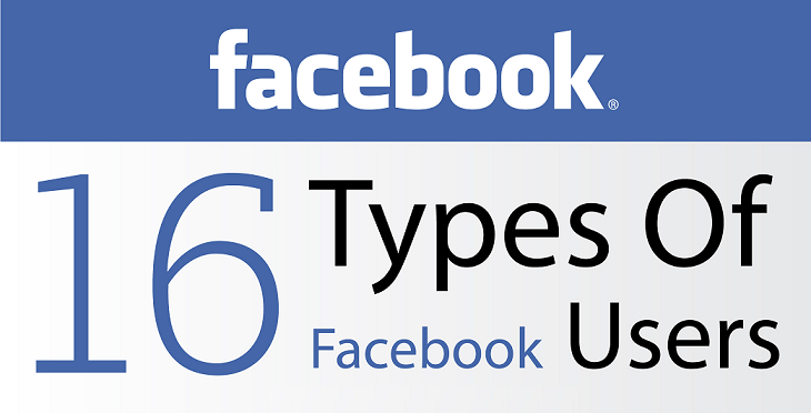Image: 16 Types Of Facebook Users