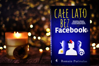 "Romain Puertolas - ""Całe lato bez Facebooka"""