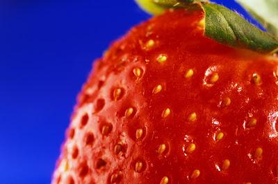 Strawberries health year-around snack