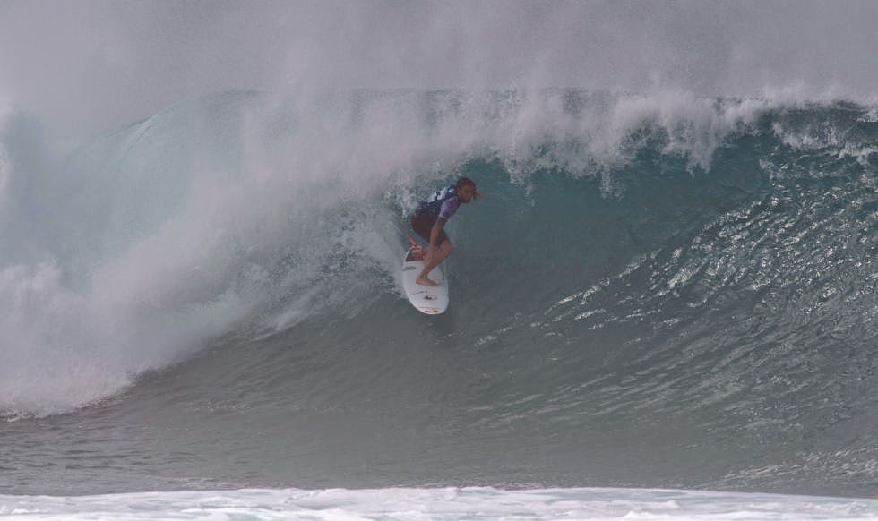 5 Billabong Pipe Masters Matt Wilkinson AUS Foto ASP