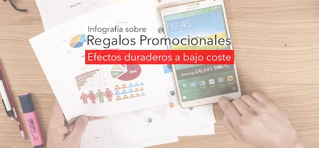 INFOGRAFÍA - Regalos promocionales: Efectos duraderos a bajo coste