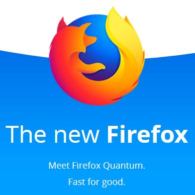 Mozilla Firefox 57 Offline Installer - Lebih Cepat dan Ringan