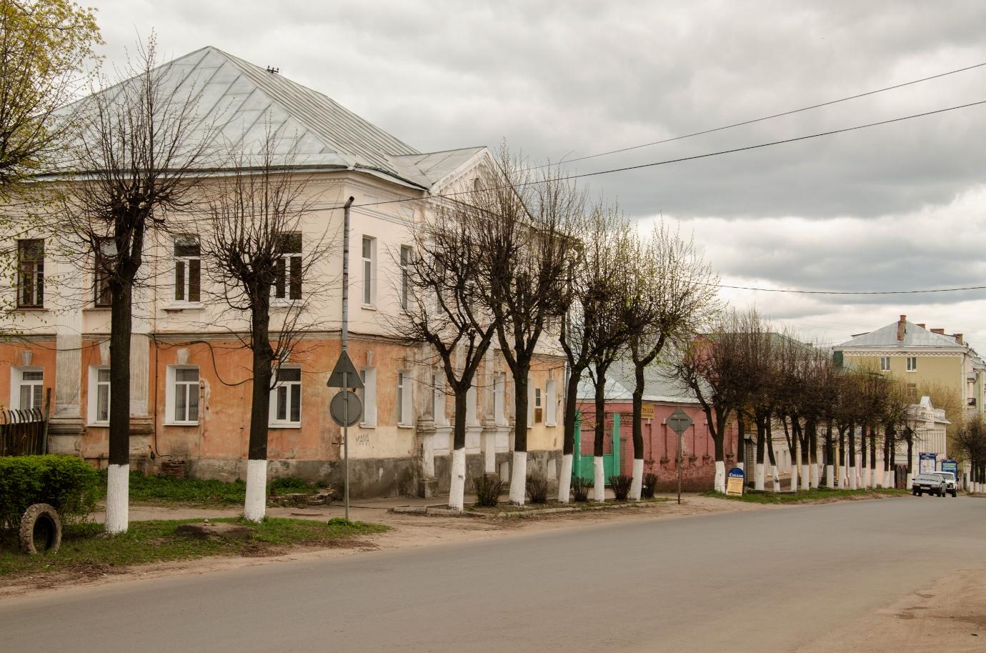 Шуйские улицы