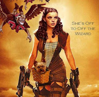 Dorothy: Locked and Loaded