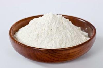 Làm trắng da từ thiên nhiên với bột mì