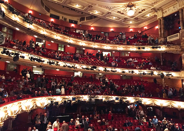 Opera Undressed with the English National Opera - London culture blog